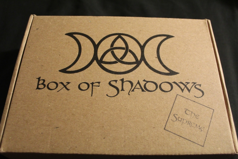 The Supreme Box - My Box Of Shadows